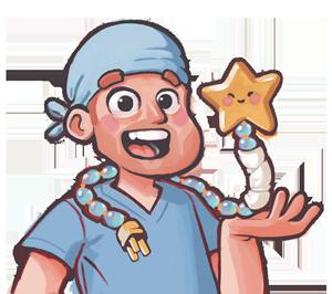 Cartoon Surgeon